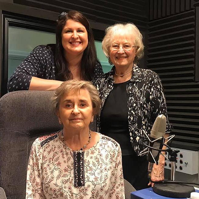 Mallory Allen, Buna Sorrell & Joyce Rogers